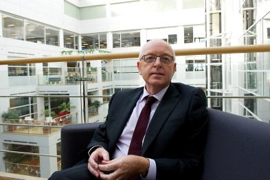 Dr Mike Bewick: 'call to action' consultation on future of general practice (photo: Jason Heath Lancy)
