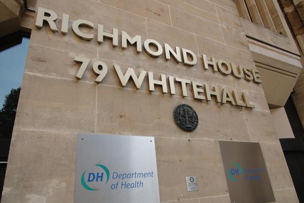 DH headquarters, Whitehall (Photo: Emma Platt)