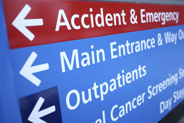 Hospital: MCPs could be expected to cut admissions (Photo: iStock)