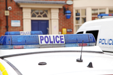 Police: warning practices are being targeted by thieves