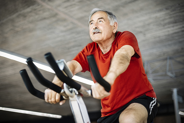Fitness lowers cancer risk in men (Photo: iStock)