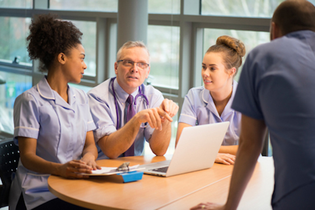 Some matters could be discussed at a practice meeting (Photograph: iStock)