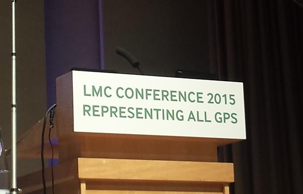 LMC conference 2015: full coverage from GPonline (Photo: Siobhan Chan)