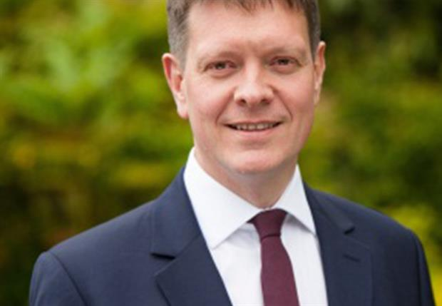 Dr Harding receives a Queen's birthday honour Pic: Sandwell & west Birmingham CCG