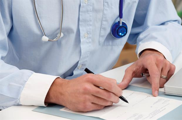 Referral management could create barriers between GPs and consultants (Photo: SPL)