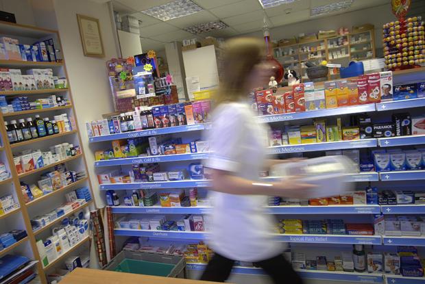 Pharmacy: GPs face bans on drugs available OTC