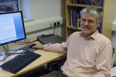 The software is partly based on a tool developed by Exeter GP Professor Willie Hamilton, pictured (Photo: National Cancer Research Institute)