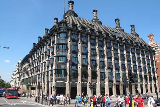 Portcullis House, Westminster (Photo: Julian Dodd)