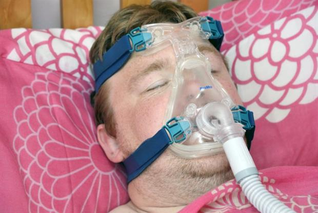 CPAP: sleep apnoea treatment could cut AF risk (Photo: Science Photo Library)