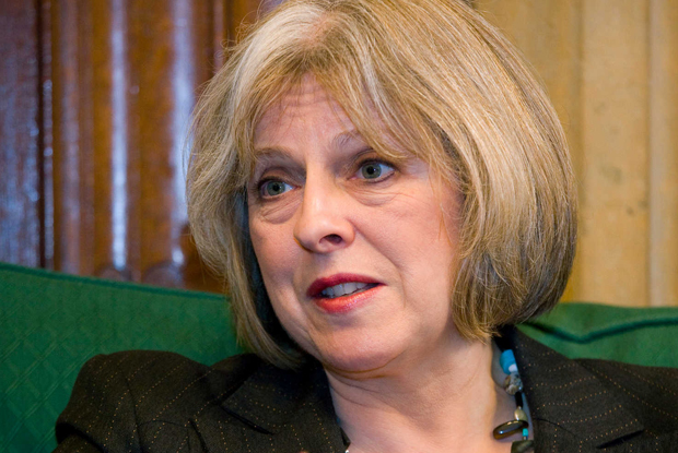 Theresa May: pledge to end 'unfair' charge for mental health debt form