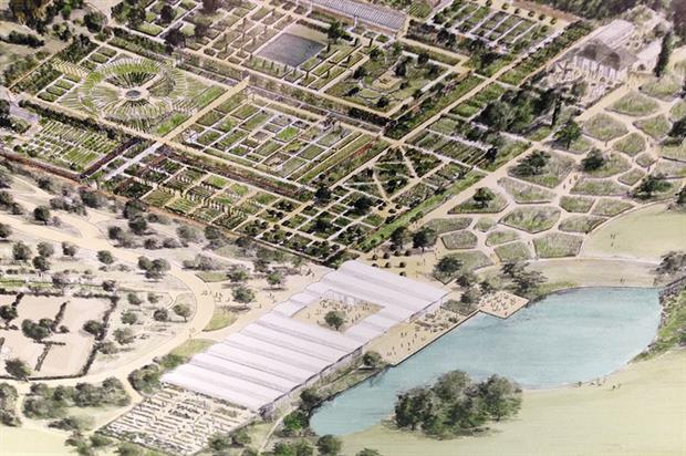 Bridgewater: RHS contract for design of garden in Salford was awarded to landscape architect Tom Stuart-Smith