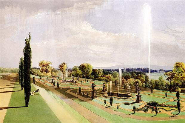 Worsley: garden to be created on lost historic grounds (RHS)