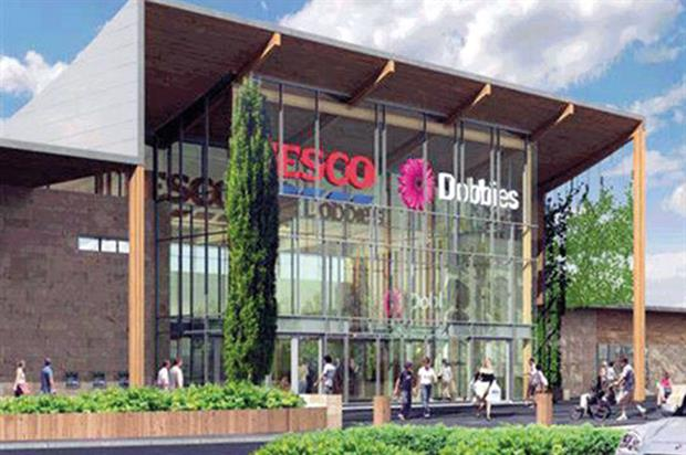 Dobbies: Tesco is seeking to shed all its non-core assets