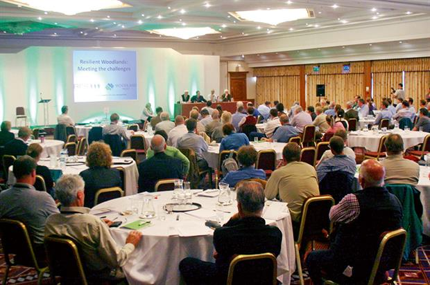 Conference: major topics discussed at event jointly hosted by the Royal forestry Society and the Woodland Trust
