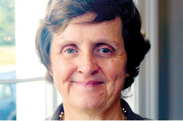 West Midlands MEP Anthea McIntyre - image: HW