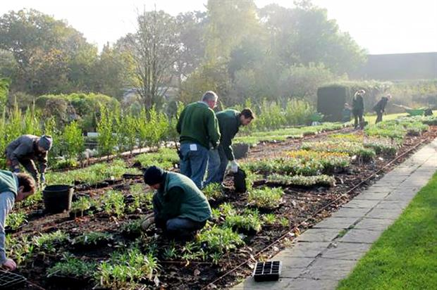 Gardeners: increased pay levels