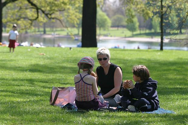 Healthy environment: a society beset by mental health and obesity is in need of an urban and rural rethink - image: Giles Barnard/The Royal Parks