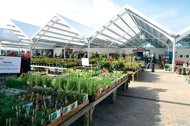Garden centres: warmer weather yet to translate into improved gardening sales as sector waits for season to start - image: HW