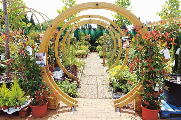 Squire's Garden Centres: bumper trading reported on Easter Monday