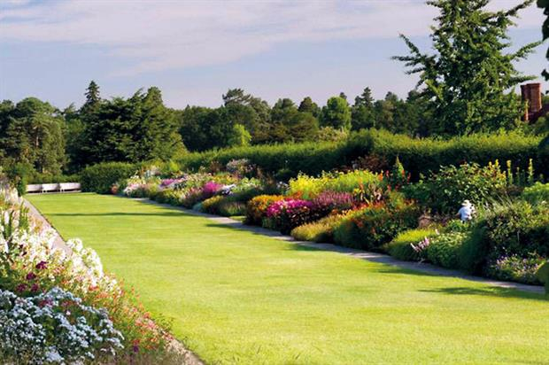 Wisley: closed as storm hit - image: RHS