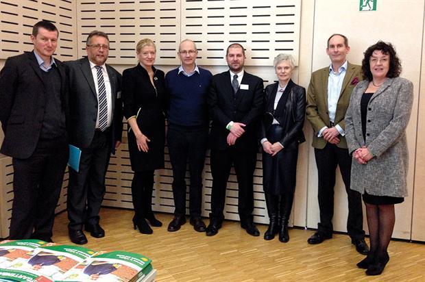 Panel: International Horticultural Forum at IPM Essen