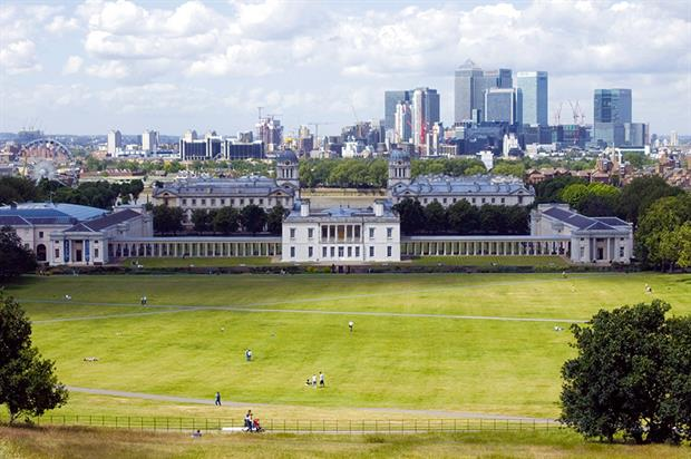 London parks: plan for overarching agency put forward by chartered Institute of Horticulture president. Image: Anne Marie Briscombe/The Royal Parks