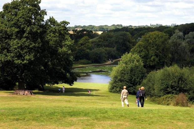 Staunton Country Park: funding from Parks for People - image: HLF