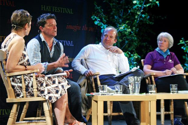 Hay Festival: conservation of ancient and heritage trees discussed