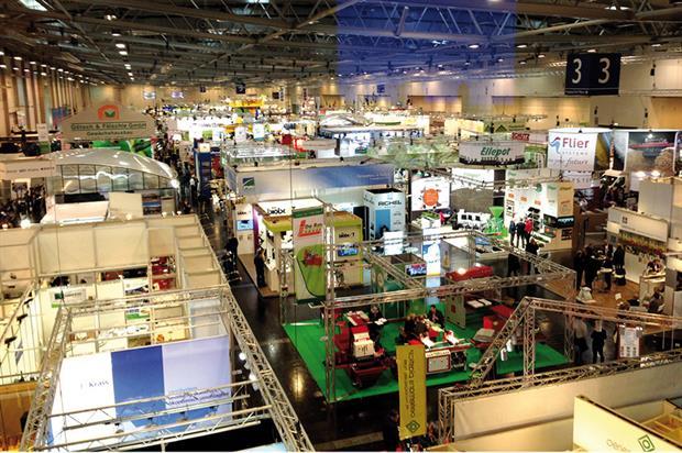 IPM Essen: international trade show held in Germany - image: HW