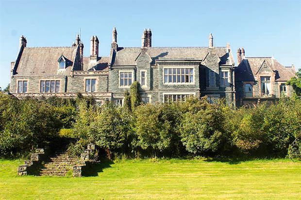Lingholm Estate: historic garden