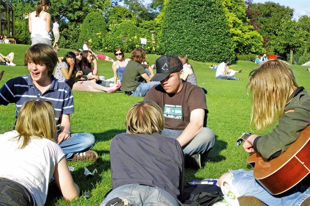 Parks: visitor numbers totalled