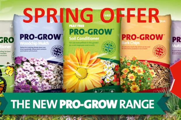 Pro-Grow: new range launched