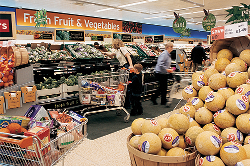 Supermarkets are driving demand for innovations in fresh packaging to reduce their environmental impact - image: HW