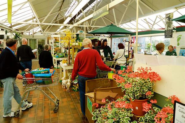 Garden centres: May bank holiday more important this year due to early Easter that was blighted by bad weather - image: HW