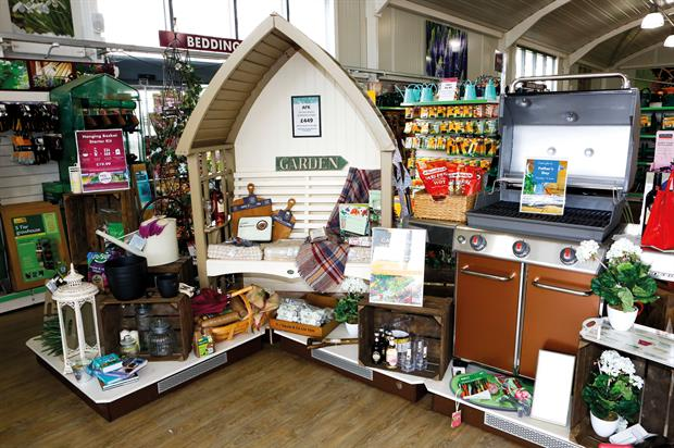 No big weather or financial crises have ensured that garden centre trade has been constant throughout the year