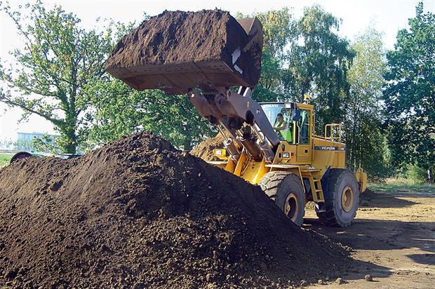 Soil: certification used in landscape industry to prove that batches are fit for purpose and free of contaminants - image: Tim O'Hare Associates