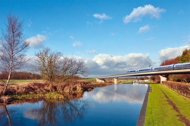 HS2: two million trees to be planted on phase one route