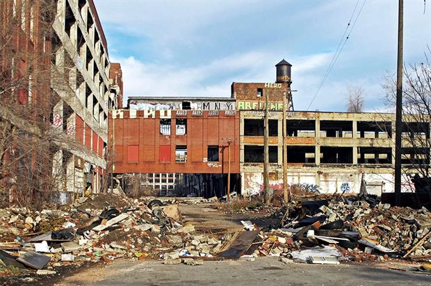 Brownfield sites: housing aims. Image: Morguefile