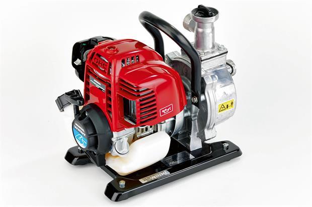 WX-Series water pumps - image: Honda