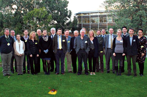 Conference: delegates attended event organised by Treework Environmental Practice at Kew Gardens last month - image: HW