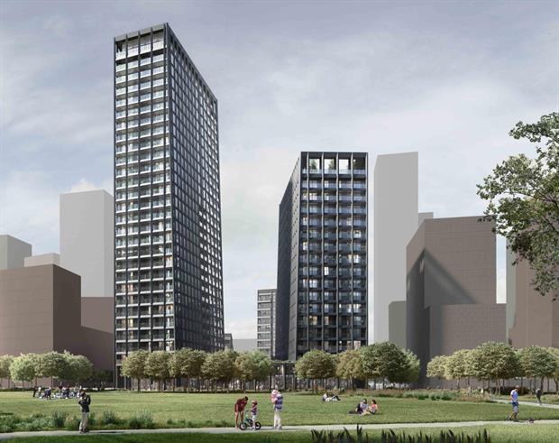 Image: Alison Brooks Architects