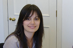 Thalia Bogdanou, developer, Institute of Chartered Foresters - image: Institute of Chartered Foresters