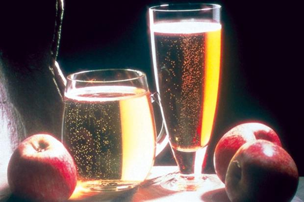 Cider: sales experienced a fall of five per cent last year - image: © NACM