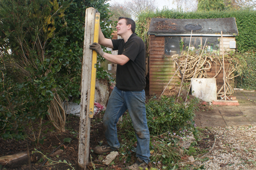 Hambrooks apprentice Chris Sharples says hands-on experience is key - image: HW