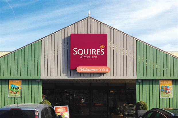 Squire's Twickenham: £6.85m turnover garden centre was rebuilt in 1992-93, refurbished in 2012-13 and celebrated its 50th anniversary last year - image: HW