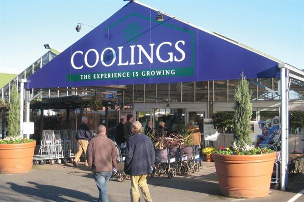 The Gardener's Garden Centre: 5.6ha Coolings site at Rushmore Hill in Kent opened in 1990, followed by Green & Pleasant in 2004 - image: HW