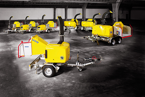 TS Industrie- branded chippers will offer an extended range - image: TS Industrie
