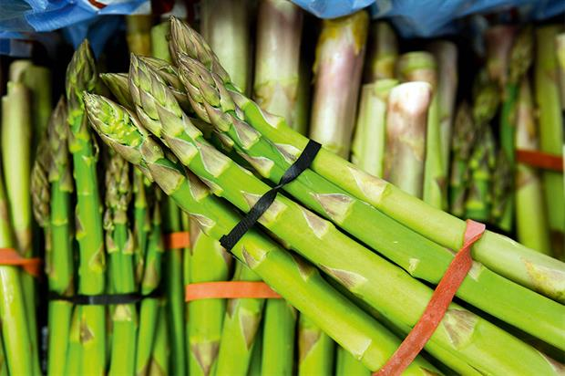 Asparagus: customers buying smaller formats with tips up strongly - image: HW