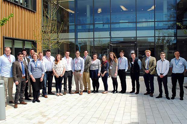 Next Generation: development scheme launched at Stoneleigh Park