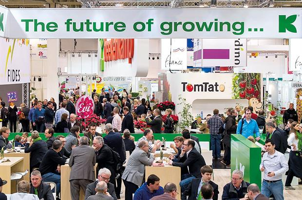 IPM Essen: last year's trade show attracted 56,500 trade visitors to Messe Essen to see displays by 1,604 exhibitors from 49 countries - image: © Messe Essen